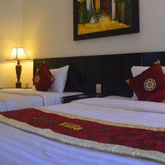 Отель Hoi An Red Frangipani Villa удобства в номере