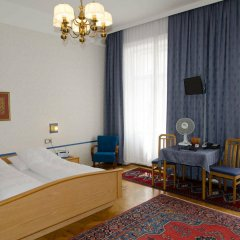 Отель Schweizer Pension Solderer удобства в номере