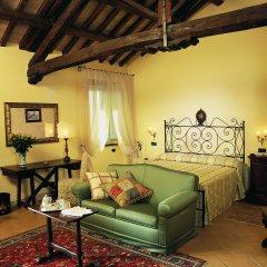Отель Palazzo Leti Residenza dEpoca Италия, Сполето - отзывы, цены и фото номеров - забронировать отель Palazzo Leti Residenza dEpoca онлайн комната для гостей