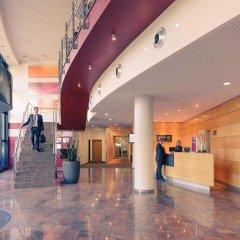 Отель Düsseldorf Seestern Германия, Дюссельдорф - отзывы, цены и фото номеров - забронировать отель Düsseldorf Seestern онлайн интерьер отеля фото 2