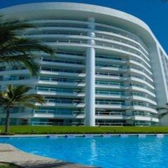 Отель Fraccionamiento Playa Diamante 272 бассейн фото 3