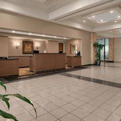 Crowne Plaza Hotel Columbus North Колумбус интерьер отеля фото 2