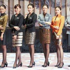 Отель Lakeside Hotel Xiamen Airline Китай, Сямынь - отзывы, цены и фото номеров - забронировать отель Lakeside Hotel Xiamen Airline онлайн спортивное сооружение