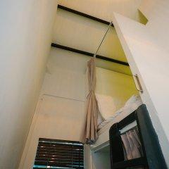 Matchbox The Concept Hostel сейф в номере