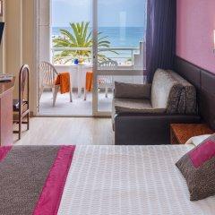 Отель Casablanca Playa Испания, Салоу - 1 отзыв об отеле, цены и фото номеров - забронировать отель Casablanca Playa онлайн комната для гостей фото 3