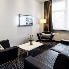 Отель Mercur Hotel Дания, Копенгаген - 1 отзыв об отеле, цены и фото номеров - забронировать отель Mercur Hotel онлайн комната для гостей фото 5