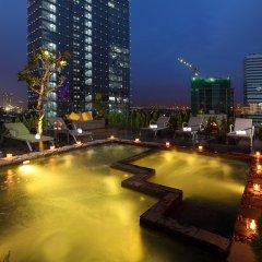 Silverland Sakyo Hotel & Spa бассейн