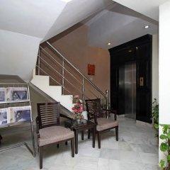Отель Swagath New Delhi Индия, Нью-Дели - отзывы, цены и фото номеров - забронировать отель Swagath New Delhi онлайн балкон