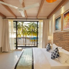 Отель Crystal Sands Beach Hotel Мальдивы, Маафуши - отзывы, цены и фото номеров - забронировать отель Crystal Sands Beach Hotel онлайн комната для гостей фото 4