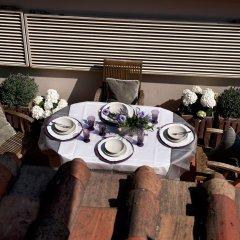 Отель Tornabuoni Suites Collection питание
