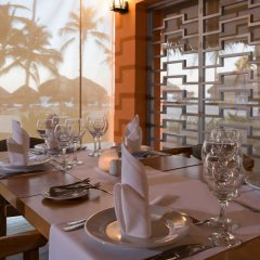 Отель Tropical Princess Beach Resort & Spa - All Inclusive питание фото 3