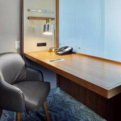 Отель SpringHill Suites Las Vegas Convention Center удобства в номере