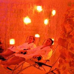 Отель Danubius Health Spa Resort Hvězda-Imperial-Neapol сауна