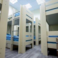 Мини-Отель City Life 2* Стандартный номер с двуспальной кроватью фото 12