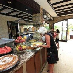 Leda Beach Hotel Сиде питание фото 2
