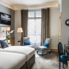 Отель Sofitel Paris Baltimore Tour Eiffel 5* Классический номер фото 13