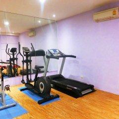 Отель Viva Residence Таиланд, Бангкок - отзывы, цены и фото номеров - забронировать отель Viva Residence онлайн фитнесс-зал