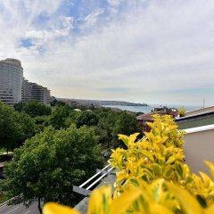 Cheya Besiktas Hotel Турция, Стамбул - отзывы, цены и фото номеров - забронировать отель Cheya Besiktas Hotel онлайн балкон
