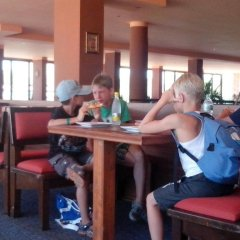 La Piazza Hotel Primorsko гостиничный бар