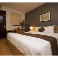 Отель Thu Hien Hotel Вьетнам, Нячанг - отзывы, цены и фото номеров - забронировать отель Thu Hien Hotel онлайн комната для гостей фото 5