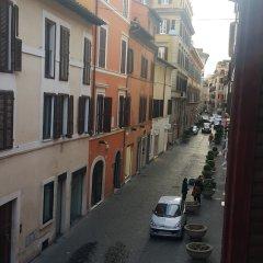 Отель Relais Bocca di Leone парковка