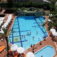 Elegance Hotels International Турция, Мармарис - отзывы, цены и фото номеров - забронировать отель Elegance Hotels International онлайн бассейн фото 3