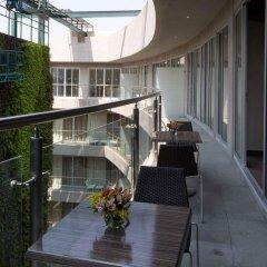 Отель Pennsylvania Suites Мексика, Мехико - отзывы, цены и фото номеров - забронировать отель Pennsylvania Suites онлайн балкон