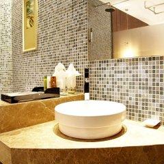 Отель Golden Bay Resort Китай, Сямынь - отзывы, цены и фото номеров - забронировать отель Golden Bay Resort онлайн ванная фото 2