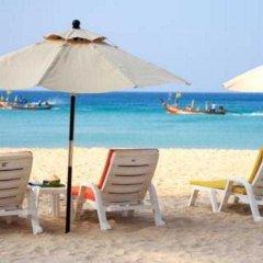 Отель Alpina Phuket Nalina Resort & Spa пляж