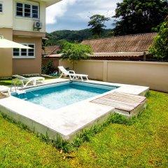 Отель Full Jazz Villa Phuket Bangtao бассейн