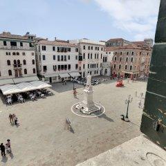 Отель San Vidal - WR Apartments Италия, Венеция - отзывы, цены и фото номеров - забронировать отель San Vidal - WR Apartments онлайн балкон