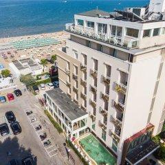 Hotel Adlon пляж