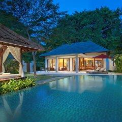 Отель The Laguna, a Luxury Collection Resort & Spa, Nusa Dua, Bali бассейн фото 3