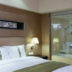 Отель Holiday Inn Xi'an Greenland Century City Китай, Сиань - отзывы, цены и фото номеров - забронировать отель Holiday Inn Xi'an Greenland Century City онлайн сейф в номере