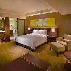 Отель Hyatt Regency Kinabalu Малайзия, Кота-Кинабалу - отзывы, цены и фото номеров - забронировать отель Hyatt Regency Kinabalu онлайн комната для гостей фото 5
