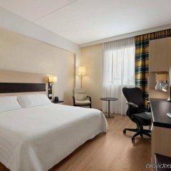 Отель Hilton Garden Inn Rome Airport Италия, Фьюмичино - 2 отзыва об отеле, цены и фото номеров - забронировать отель Hilton Garden Inn Rome Airport онлайн комната для гостей фото 4