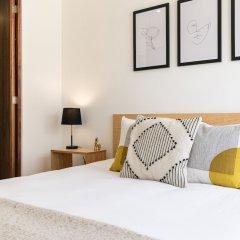 Отель Beautiful Luxury 2BR Apt. in Polanco Мехико комната для гостей