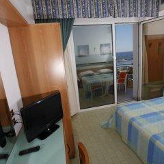 Отель El Cid Campeador Италия, Римини - отзывы, цены и фото номеров - забронировать отель El Cid Campeador онлайн комната для гостей фото 5