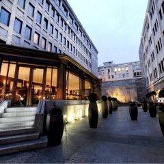 Отель Allegroitalia Golden Palace Италия, Турин - 1 отзыв об отеле, цены и фото номеров - забронировать отель Allegroitalia Golden Palace онлайн вид на фасад фото 4