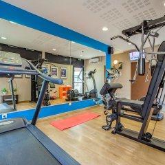 Отель Appart'City Confort Tours фитнесс-зал фото 2