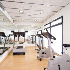 Hotel Blaumar фитнесс-зал