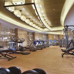 Отель Crowne Plaza Xian фитнесс-зал фото 2