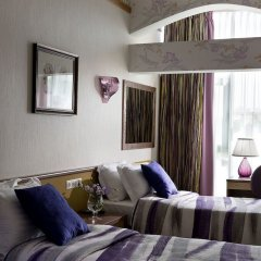 Ирис арт Отель комната для гостей фото 9