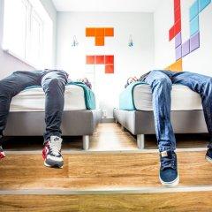 Tetris Hostel фитнесс-зал