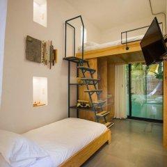 Отель Jacarandas-habitación Para 3 Personas en Mazatlán Масатлан детские мероприятия фото 2