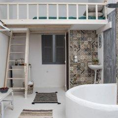 Отель Mascot Boutique Hotel Греция, Родос - отзывы, цены и фото номеров - забронировать отель Mascot Boutique Hotel онлайн ванная