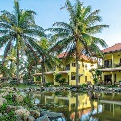 Отель Agribank Hoi An Beach Resort Вьетнам, Хойан - отзывы, цены и фото номеров - забронировать отель Agribank Hoi An Beach Resort онлайн приотельная территория
