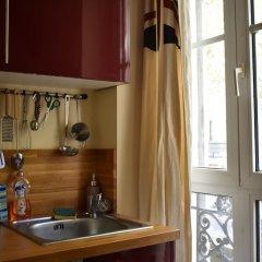 Апартаменты Renovated Studio in Paris в номере фото 2