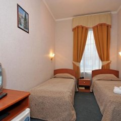 Отель Меблированные комнаты Амулет на Большом Проспекте Санкт-Петербург комната для гостей фото 3
