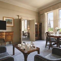 Отель Waldorf Astoria Edinburgh - The Caledonian комната для гостей фото 15